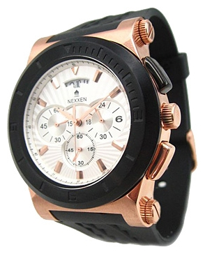 Wrist watch Nexxen NE8905CH RG/SIL/BK for Men - picture, photo, image