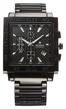 Wrist watch Nexxen NE8911CH BK/BK/BK for Men - picture, photo, image