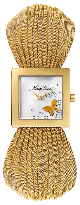 Wrist watch Nina Ricci N019.42.35.4 for women - picture, photo, image