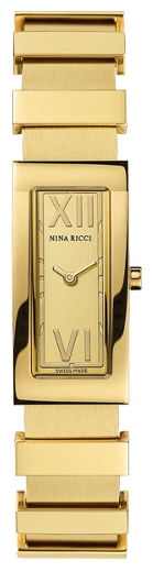 Wrist watch Nina Ricci N029.42.12.4 for women - picture, photo, image
