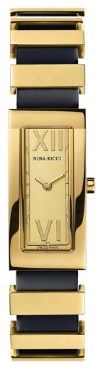 Wrist watch Nina Ricci N029.42.12.94 for women - picture, photo, image