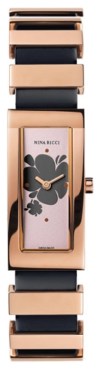 Wrist watch Nina Ricci N029.52.87.94 for women - picture, photo, image