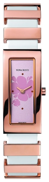 Wrist watch Nina Ricci N029.52.88.92 for women - picture, photo, image