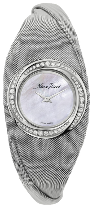 Wrist watch Nina Ricci N031.72.70.1 for women - picture, photo, image