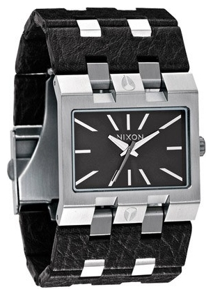 Wrist watch Nixon Big Rig Black for Men - picture, photo, image