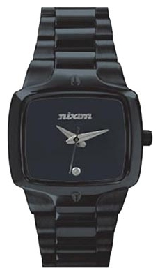 Wrist watch Nixon Player All Black for Men - picture, photo, image