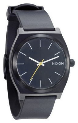Wrist watch Nixon Time Teller P Black for Men - picture, photo, image