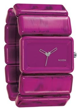 Wrist watch Nixon Vega Violet for women - picture, photo, image