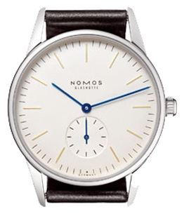 Wrist watch NOMOS Glashutte 301 for Men - picture, photo, image
