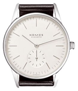 Wrist watch NOMOS Glashutte 306 for Men - picture, photo, image