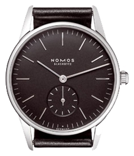 Wrist watch NOMOS Glashutte 332 for Men - picture, photo, image