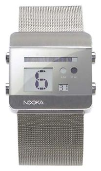 Wrist unisex watch Nooka Zoo Mirror - picture, photo, image