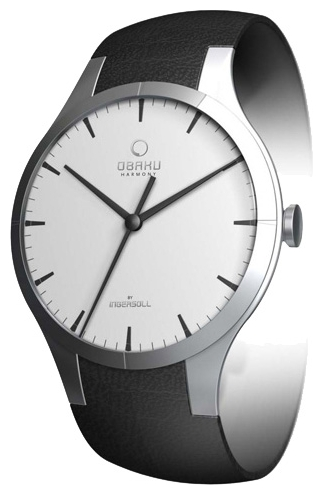 Wrist watch Obaku V100LCCRB for women - picture, photo, image