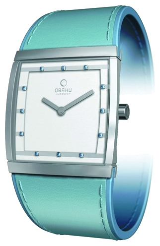 Wrist watch Obaku V102LCCRL for women - picture, photo, image