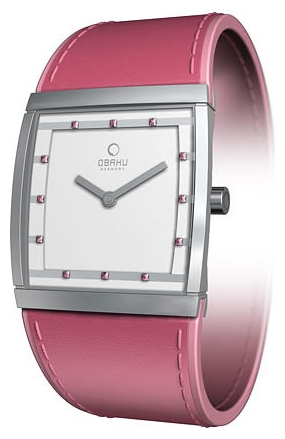Wrist watch Obaku V102LCCRP for women - picture, photo, image