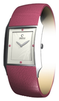 Wrist watch Obaku V107LCIRP for women - picture, photo, image