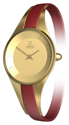 Wrist watch Obaku V110LGGRR for women - picture, photo, image
