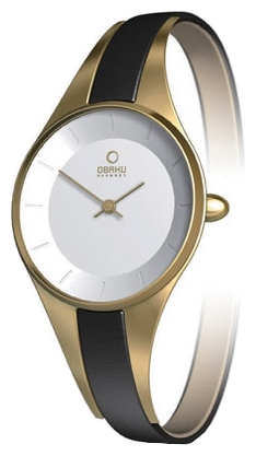 Wrist watch Obaku V110LGIRB for women - picture, photo, image