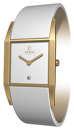 Wrist watch Obaku V113LGIRW for women - picture, photo, image