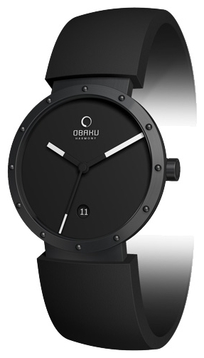 Wrist watch Obaku V118LBBXB for women - picture, photo, image
