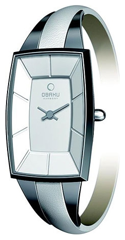 Wrist watch Obaku V120LCIRW for women - picture, photo, image