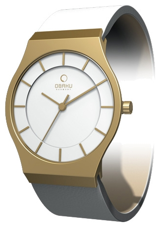Wrist watch Obaku V123LGIRW for women - picture, photo, image