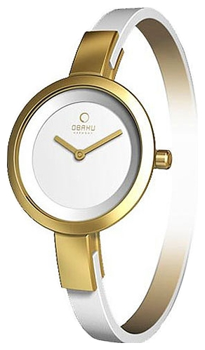 Wrist watch Obaku V129LGIRW for women - picture, photo, image