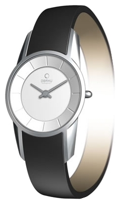 Wrist watch Obaku V130LCIRB for women - picture, photo, image