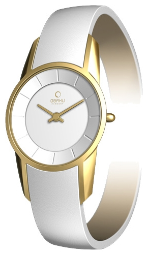 Wrist watch Obaku V130LGIRW for women - picture, photo, image