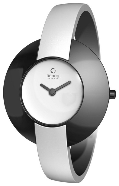 Wrist watch Obaku V135LBIRW for women - picture, photo, image