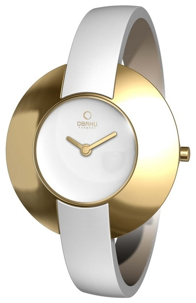 Wrist watch Obaku V135LGIRW for women - picture, photo, image
