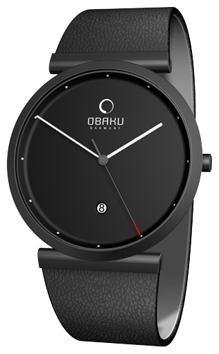 Wrist watch Obaku V137UBBRB for unisex - picture, photo, image