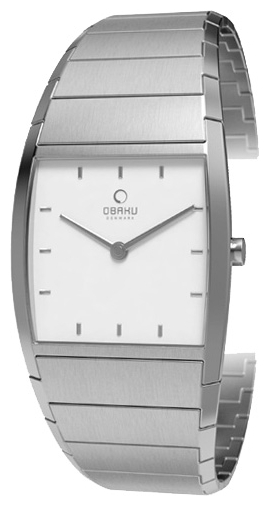 Wrist watch Obaku V142LCISC for women - picture, photo, image