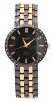 Wrist watch OMAX JSC003-GS-GOLD for Men - picture, photo, image