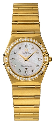 Wrist watch Omega 1177.75.00 for women - picture, photo, image