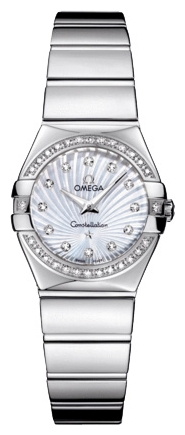 Wrist watch Omega 123.15.24.60.55.004 for women - picture, photo, image