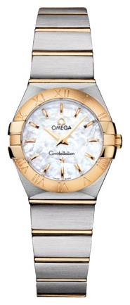 Wrist watch Omega 123.20.24.60.05.002 for women - picture, photo, image