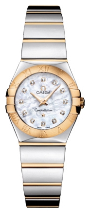 Wrist watch Omega 123.20.24.60.55.004 for women - picture, photo, image