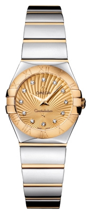 Wrist watch Omega 123.20.24.60.58.002 for women - picture, photo, image