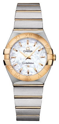 Wrist watch Omega 123.20.27.60.05.002 for women - picture, photo, image
