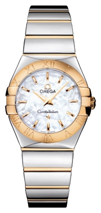 Wrist watch Omega 123.20.27.60.05.004 for women - picture, photo, image