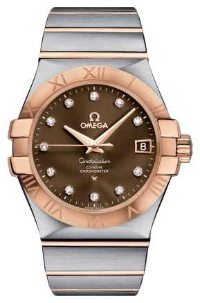 Wrist watch Omega 123.20.35.20.63.001 for Men - picture, photo, image