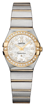 Wrist watch Omega 123.25.24.60.55.010 for women - picture, photo, image