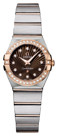 Wrist watch Omega 123.25.24.60.63.001 for women - picture, photo, image