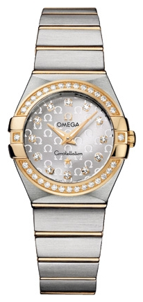 Wrist watch Omega 123.25.27.60.52.002 for women - picture, photo, image