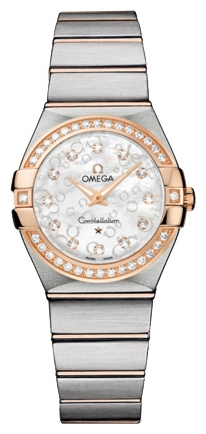Wrist watch Omega 123.25.27.60.55.009 for women - picture, photo, image
