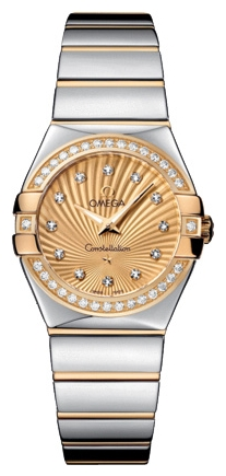 Wrist watch Omega 123.25.27.60.58.002 for women - picture, photo, image