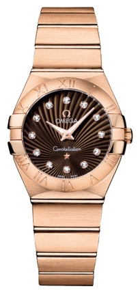 Wrist watch Omega 123.50.27.60.63.001 for women - picture, photo, image