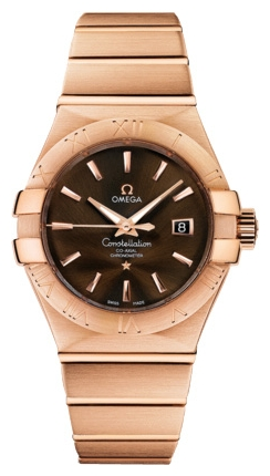Wrist watch Omega 123.50.31.20.13.001 for women - picture, photo, image