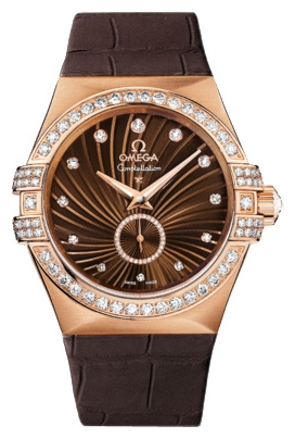 Wrist watch Omega 123.58.35.20.63.001 for women - picture, photo, image